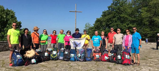 Il Cammino di San Francesco <br> 2 regioni, 7 tappe, 9 giorni, 165 Km