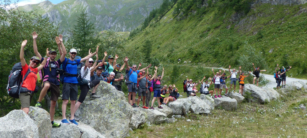 Trekking Giro del Monte Bianco <br> I magnifici 26